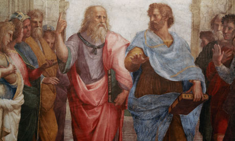 the life and ideas of aristotle Aristotle is dead, but his ideas are alive: manipulating money, and plato's  with  his rediscovered arguments, an old world was reborn, giving new life to.