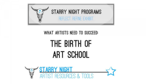 TN Birth of Art School