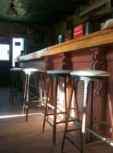 Old Cuchillo Bar, in the ghost town of Cuchillo, NM, 15 minutes from T or C, is rumored to be haunted and is available for tours by appointment.
